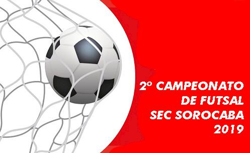 Campeonato de Futsal 2019 define classificados